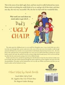 The Day Dads Ugly Chair Went for a Ride sandi smith | Mindstir Media Book Cover