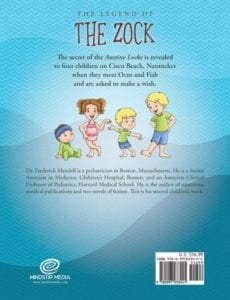 The Legend of the Zock by frederick mandell | Mindstir Media Book Cover