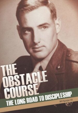 The Obstacle Course The Long Road to Discipleship | Mindstir Media Book Cover