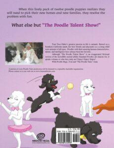 The Poodle Talent Show | Mindstir Media Book Cover