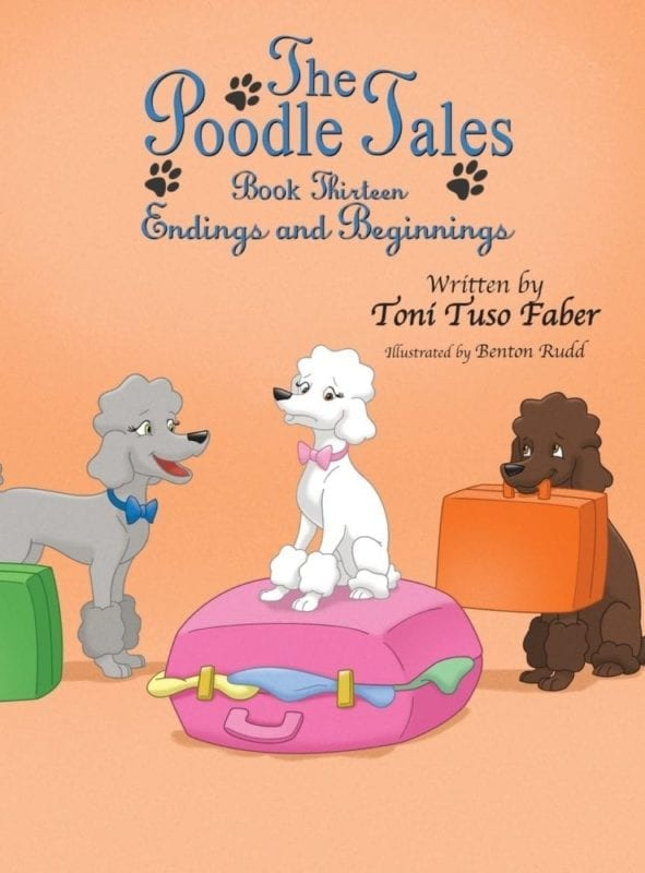 The Poodle Tales Book Thirteen Endings and Beginnings | Mindstir Media Book Cover