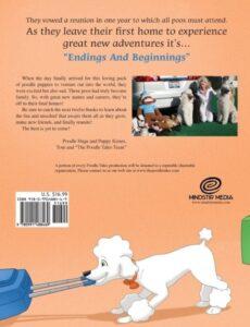 The Poodle Tales Endings and Beginnings | Mindstir Media Book Cover