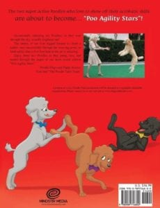 The Poodle Tales Poo Agility Stars | Mindstir Media Book Cover