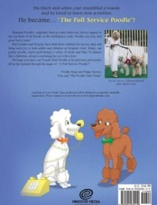 The Poodle Tales The Full Service Poodle | Mindstir Media Book Cover