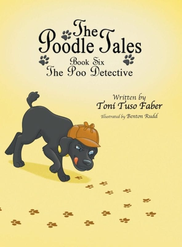 The Poodle Tales The Poo Detective | Mindstir Media Book Cover