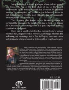The Workshop thriller | Mindstir Media Book Cover