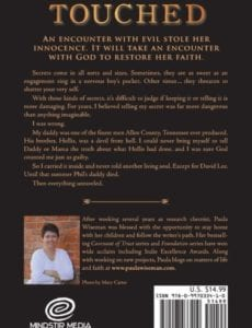 Touched Book One Encounters Series paula | Mindstir Media Book Cover