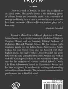 Truth by author Frederick Mandell | Mindstir Media Book Cover