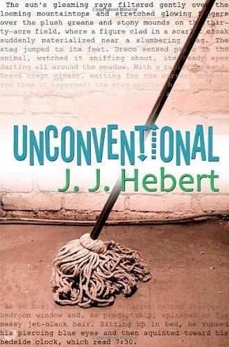 Unconventional | Mindstir Media Book Cover