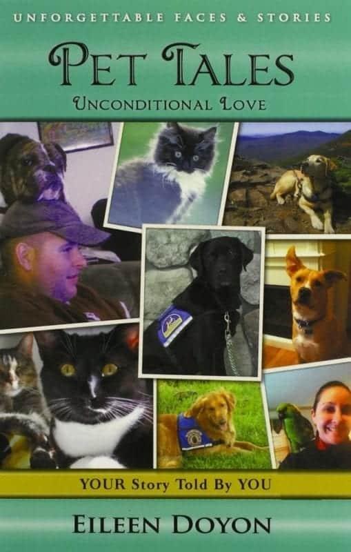 Unforgettable Faces Stories Pet Tales Unconditional Love | Mindstir Media Book Cover
