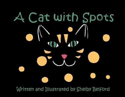 A CAT with SPOTS | Mindstir Media Book Cover