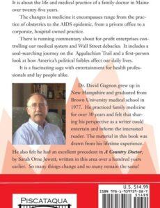 A Doctors Dilemma by author David Gagnon | Mindstir Media Book Cover
