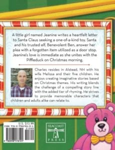 A Piffleduck Christmas by author Charles S. Lessard | Mindstir Media Book Cover