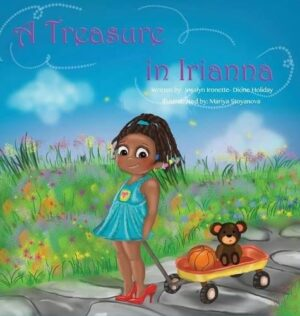 A Treasure in Irianna by Josalyn Ironette Dione Holiday | Mindstir Media Book Cover