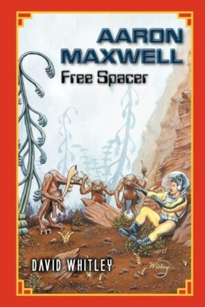 Aaron Maxwell Free Spacer | Mindstir Media Book Cover