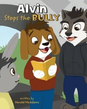 Alvin Stops the Bully | Mindstir Media Book Cover