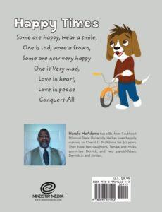 Alvin Stops the Bully by harold mcadams | Mindstir Media Book Cover