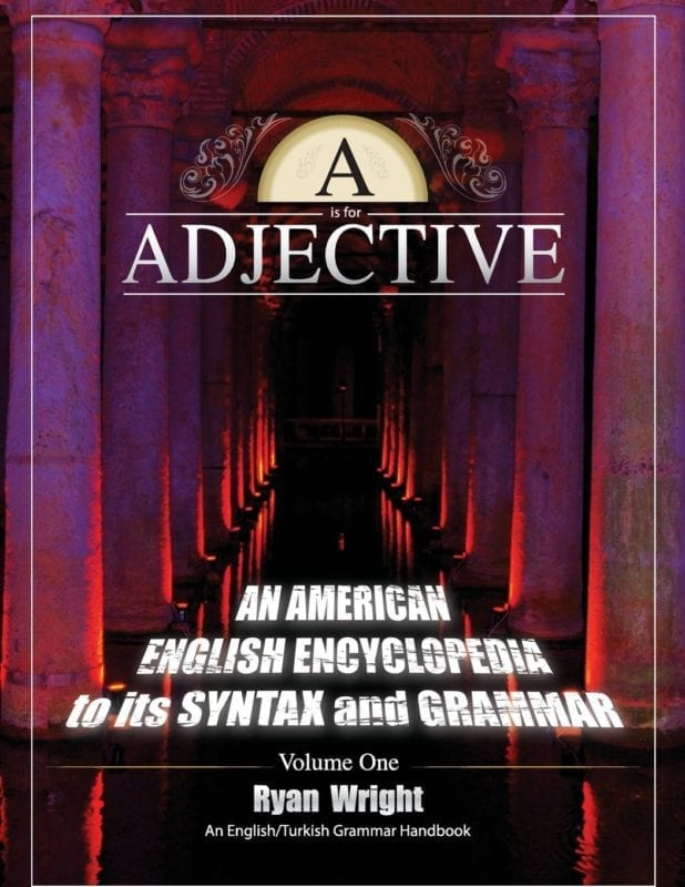 An American English Encyclopedia to its Syntax and Grammar | Mindstir Media Book Cover