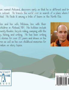 An Astounding Bears Journey by author Charles S. Lessard | Mindstir Media Book Cover