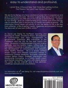 Awaken to Your Divinity david lee sheng tin | Mindstir Media Book Cover