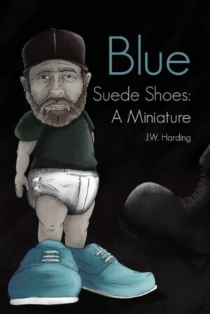 Blue Suede Shoe A Miniature | Mindstir Media Book Cover