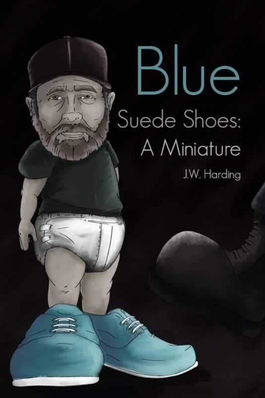 Blue Suede Shoe A Miniature | Mindstir Media Book Cover