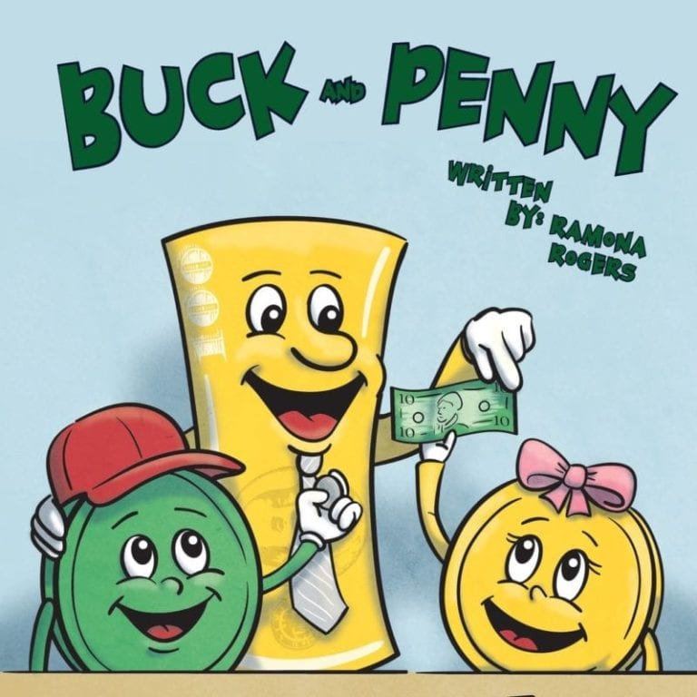 Buck and Penny by Ramona Rogers | Mindstir Media Book Cover