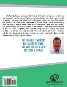 Dad Gets Roller Blades The Adventures of | Mindstir Media Book Cover