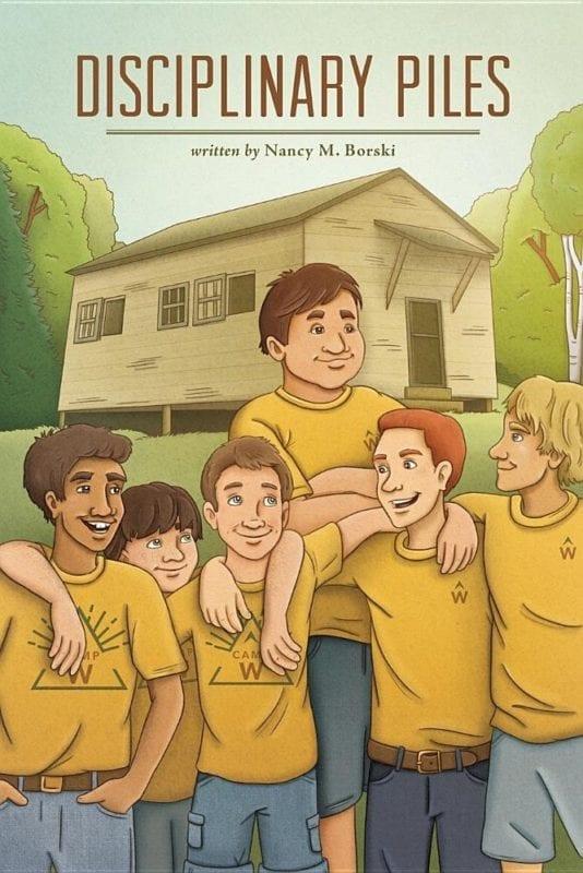 Disciplinary Piles by Nancy M. Borski | Mindstir Media Book Cover