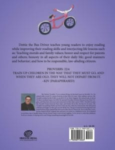 Dottie the Bus Driver in Bicycle Safety tips | Mindstir Media Book Cover