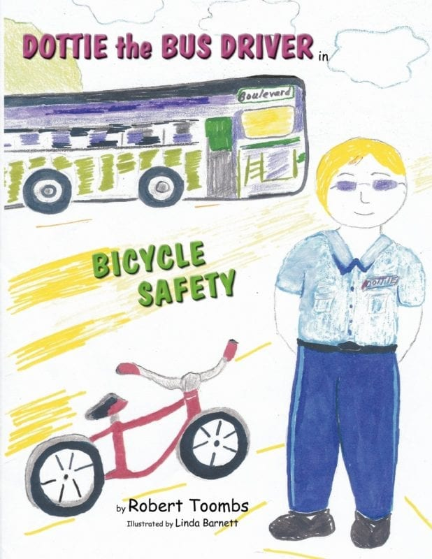 Dottie the Bus Driver in Bicycle Safety | Mindstir Media Book Cover