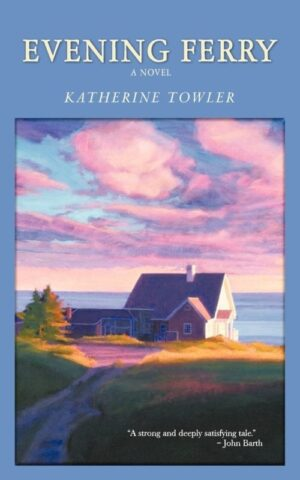 Evening Ferry by Katherine Towler | Mindstir Media Book Cover