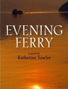 Evening Ferry by author Katherine Towler | Mindstir Media Book Cover