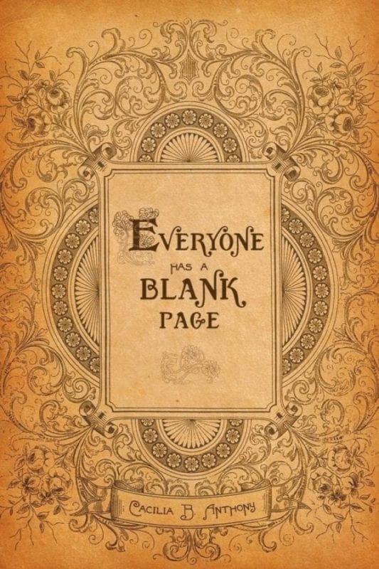 Everyone Has a Blank Page e1546721822958 | Mindstir Media Book Cover