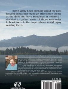 Eyes of Memory by author Betty Lou Hebert | Mindstir Media Book Cover