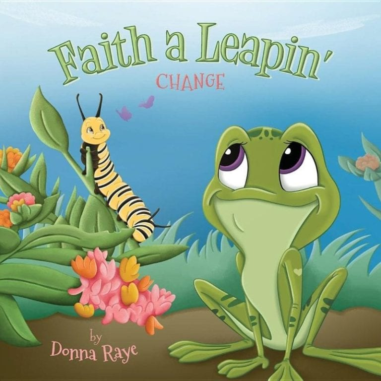 Faith a Leapin Change | Mindstir Media Book Cover
