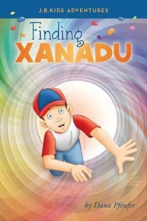 Finding Xanadu by Dana Pfeufer | Mindstir Media Book Cover