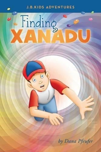 Finding Xanadu by Dana Pfeufer | Mindstir Media Book Cover