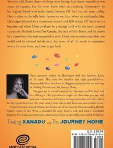 Finding Xanadu by author Dana Pfeufer | Mindstir Media Book Cover