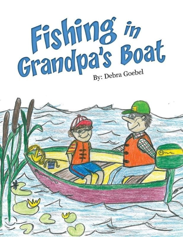 Fishing in Grandpas Boat | Mindstir Media Book Cover