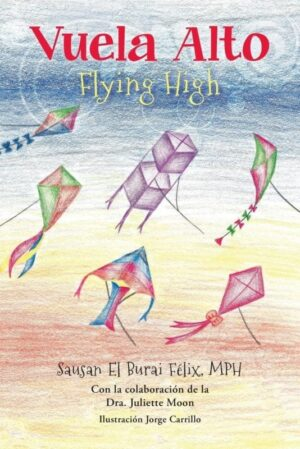 Flying High Vuela Alto 1 | Mindstir Media Book Cover
