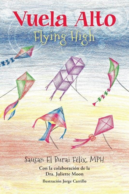 Flying High Vuela Alto 1 | Mindstir Media Book Cover
