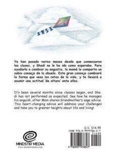 Flying High Vuela Alto | Mindstir Media Book Cover