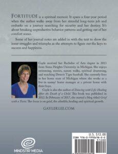 Fortitude gayle r lee | Mindstir Media Book Cover