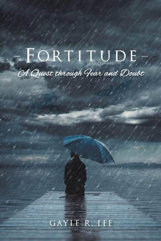 Fortitude is a spiritual memoir | Mindstir Media Book Cover