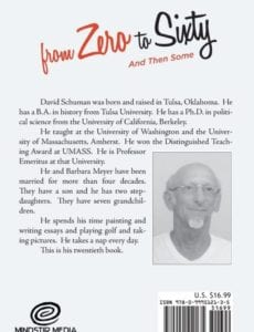 From Zero to Sixty and Then Some by David Schuman | Mindstir Media Book Cover