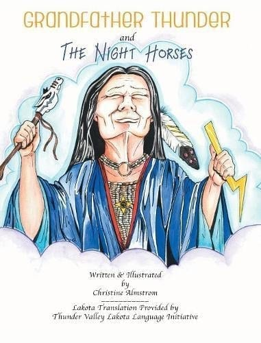 Grandfather Thunder and the Night Horses | Mindstir Media Book Cover