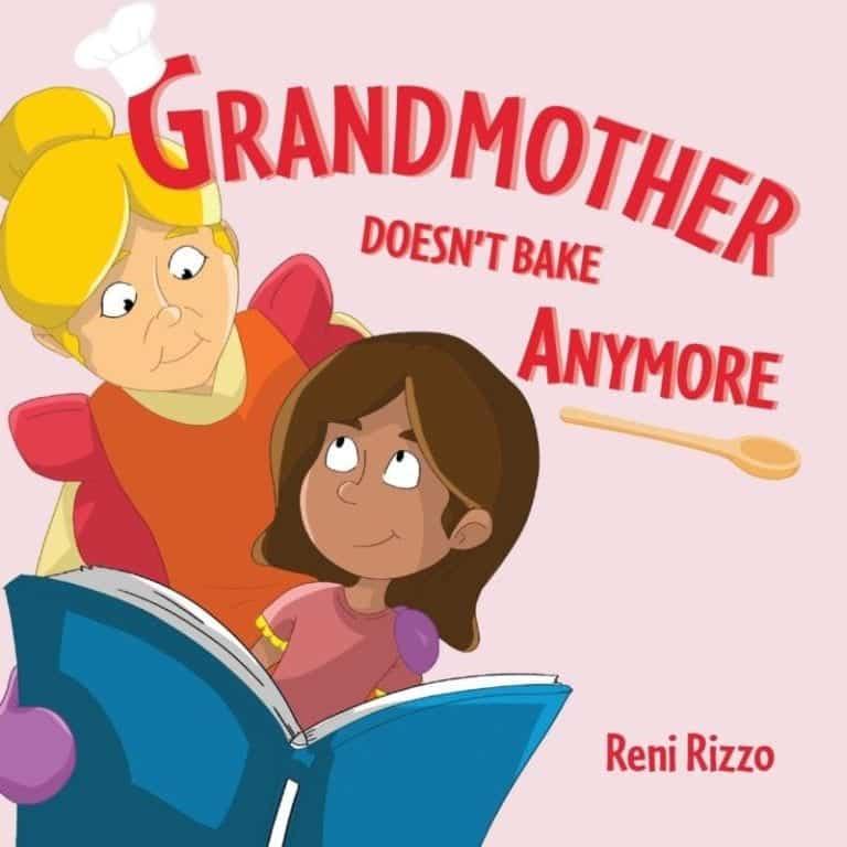 Grandmother Doesnt Bake Anymore | Mindstir Media Book Cover