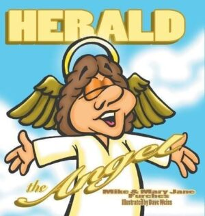Herald the Angel by Mike Mary Jane Furches | Mindstir Media Book Cover