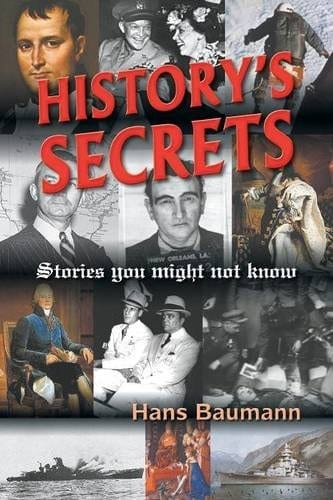 Historys Secrets Stories You Might Not Know | Mindstir Media Book Cover